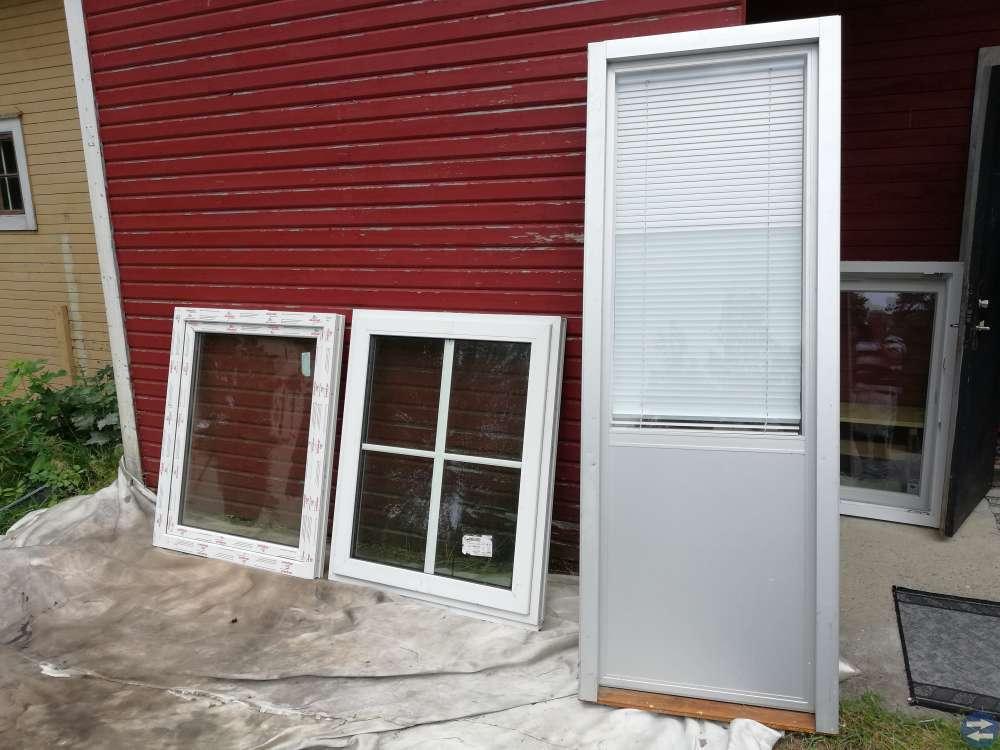 Nya PWC fönster energi glas