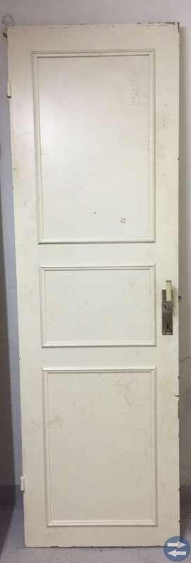X4 Innerdörr 63x202 cm.