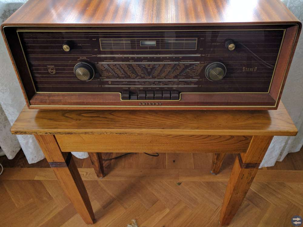 Philips Retroradio