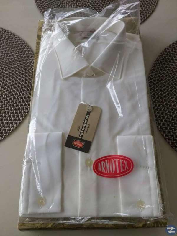 Nylonskjortor i org.förpackningar 60-tal