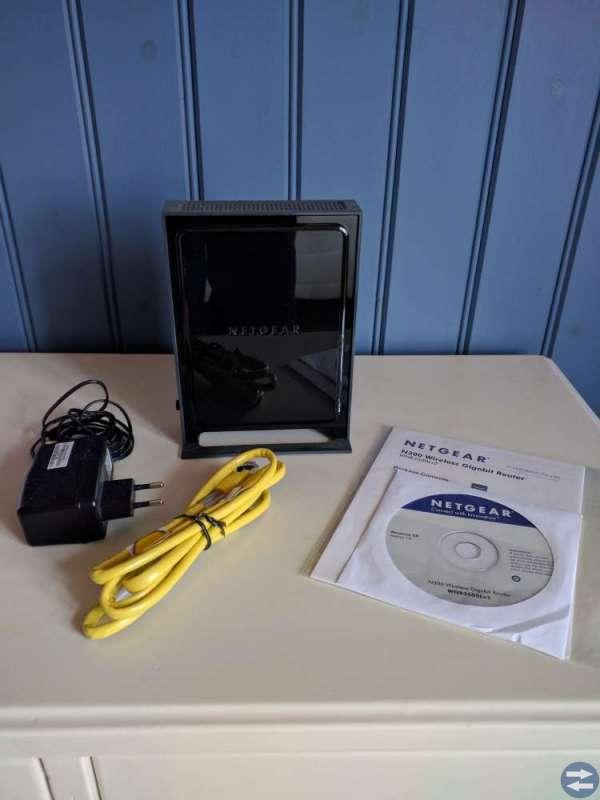Netgear N300 Router 3 st.