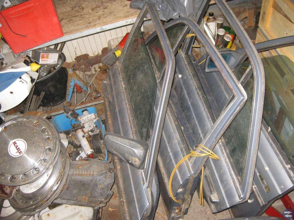 MERCEDES RESERVDELAR W123-W124 DIESEL