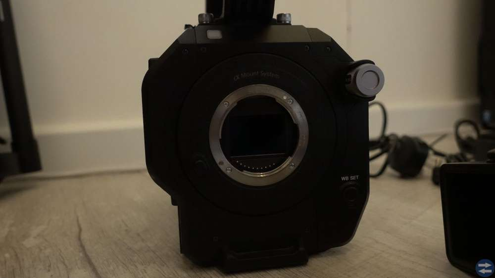 Sony PXW-FS7 Super 35mm kamera