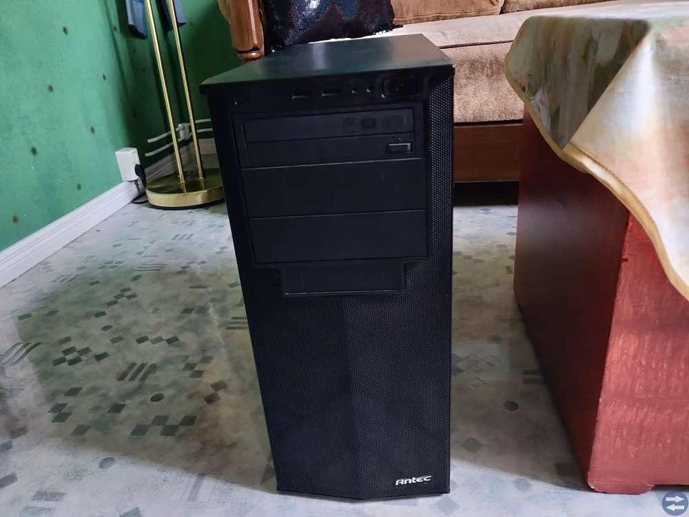 Stationär speldator (gtx 750ti)