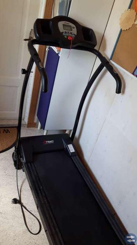Löpbana ATTRACT. Treadmill.  HMT-1030