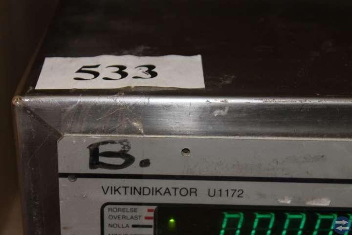 Paketvåg digital 2 del