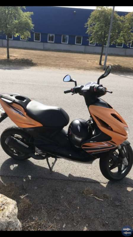 Yamaha aerox 08