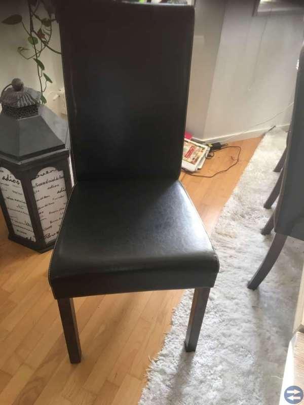 6st stolar från Mio