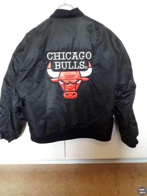 CHICAGO BULLS JACKA