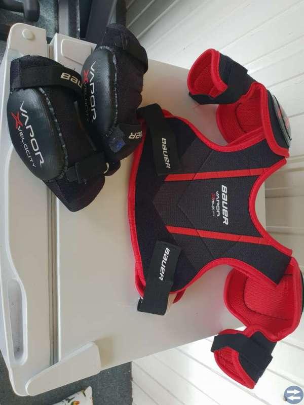 Hockeyutrustningar barn