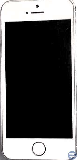 Olåst iPhone 5S 16 GB, guldfärg, i nyskick