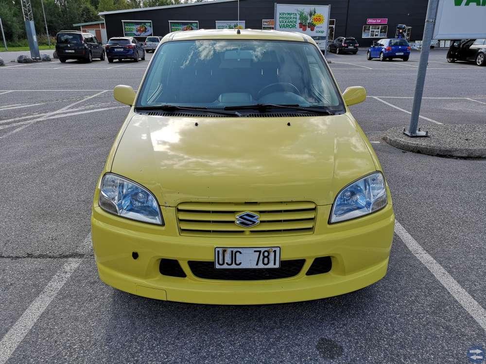 Suzuki  Ignis 1,5 Sport 04