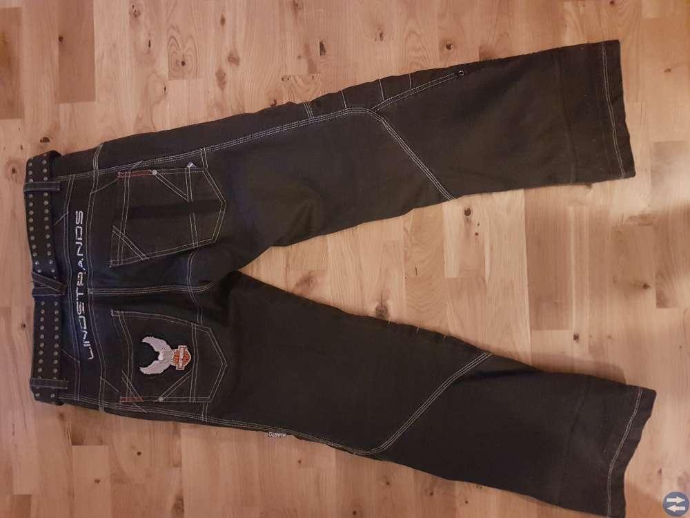 Lindstrand mc jeans