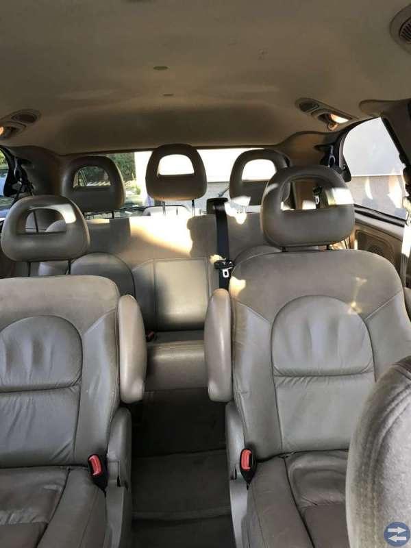 Chrysler Voyager 7-sitsig