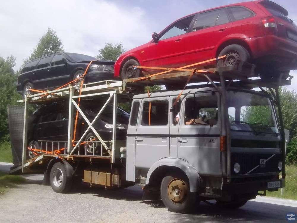 Skrotbilar