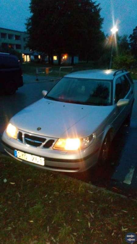 Saab 9 5 arc sportcombi