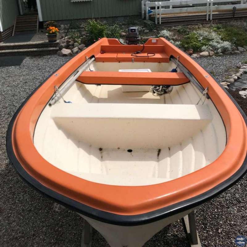 Ideal 530 motorbåt säljes