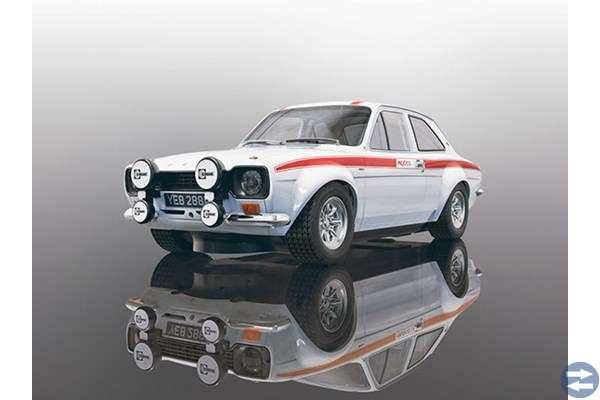 KÖPES  Scalextric bilar, White Point +andra märken
