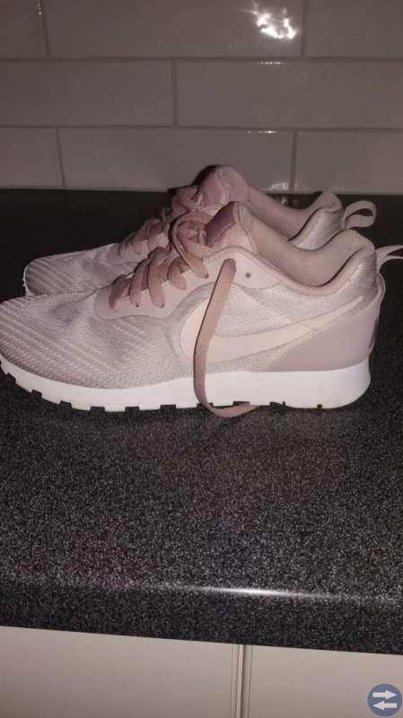 Nike damskor, längdåkningspjäxor
