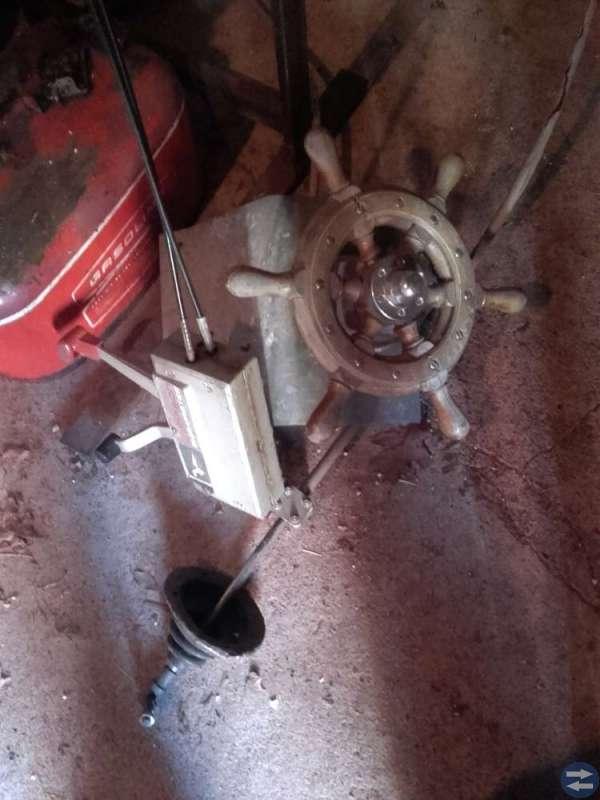 Veteranmotor Gale buccaneer 25 hp