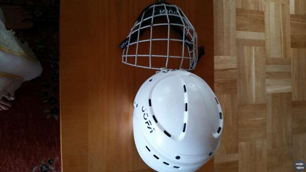 Hockeyhjälm från jova