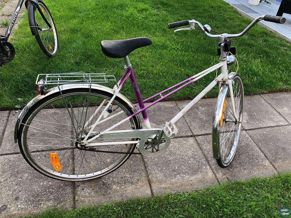 Begagnade cyklar