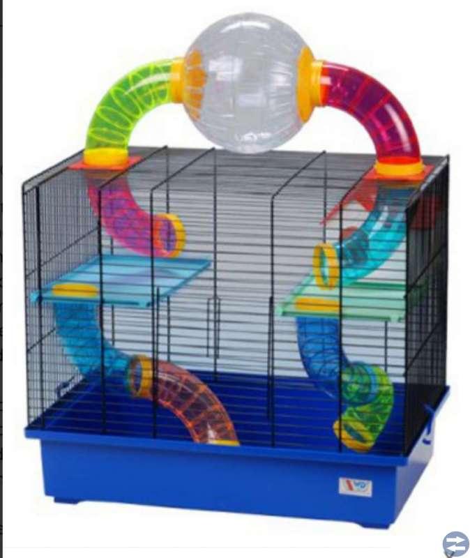 röret hamster
