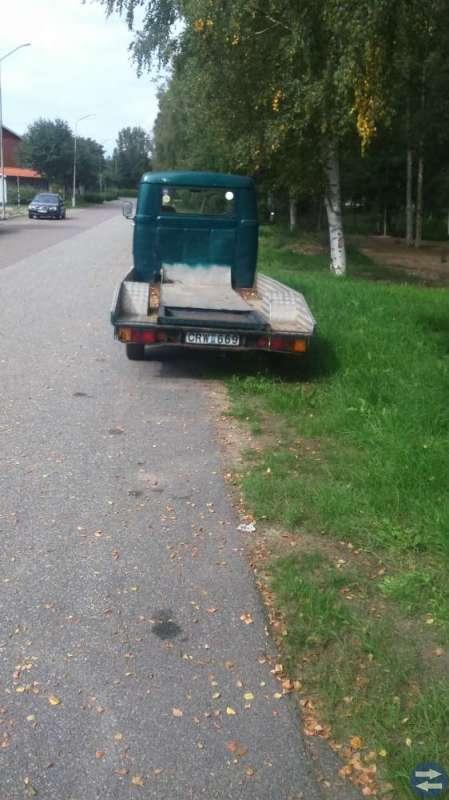 Mb biltransport