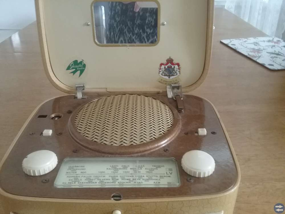 Scandic radio.