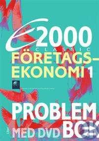 Företagsekonomi 1, basbok, problembok, lösningsbok