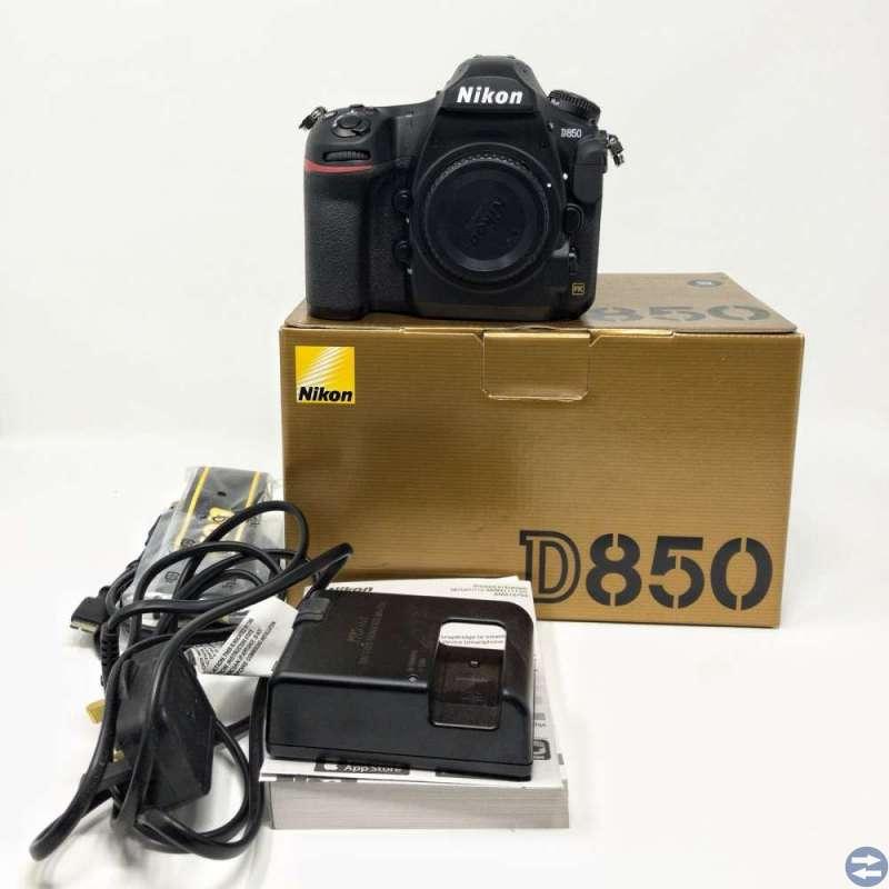 NIKON D850 DSLR CAMERA 45,70MP