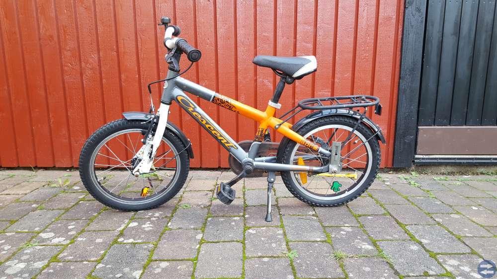 Strålande Crescent cykel (16 tum) - Ljungbytorget.se - Annonsera gratis på LT-83