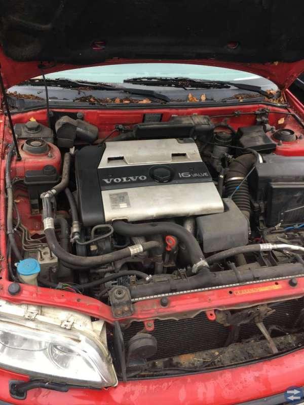 Volvo V40 motor-98