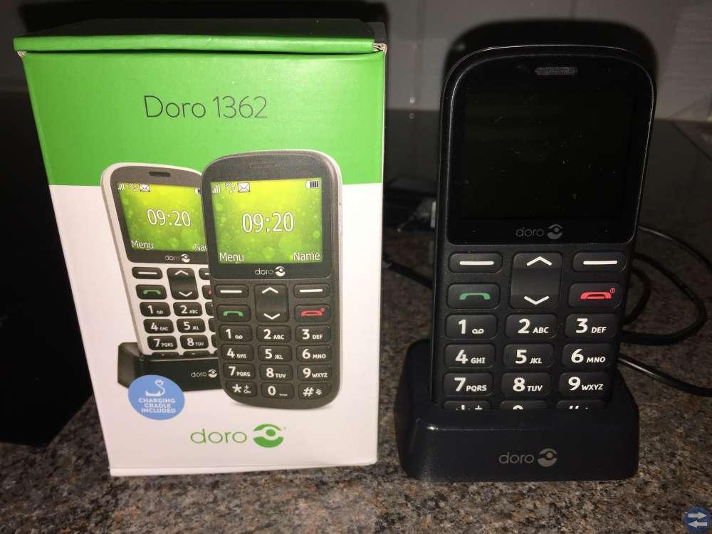 Seniortelefon Doro
