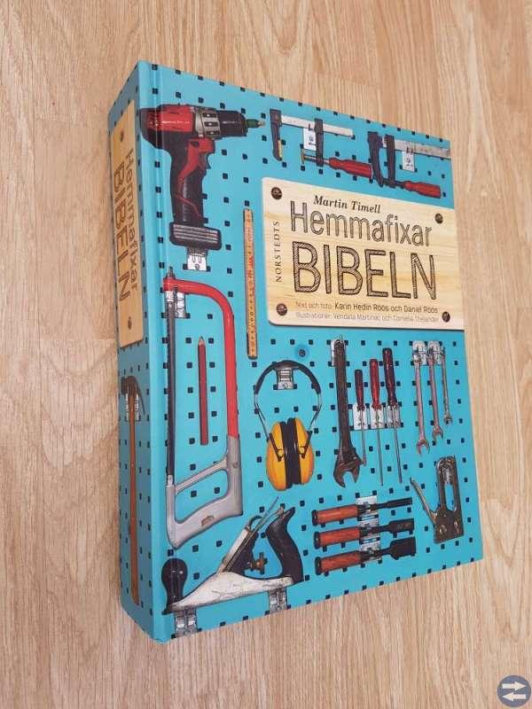 Hemmafixarbibeln av Martin Timell