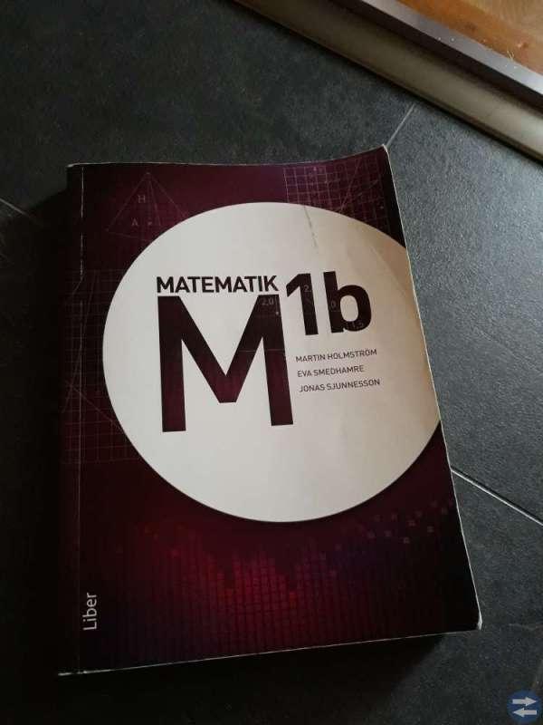 Matematik 1B