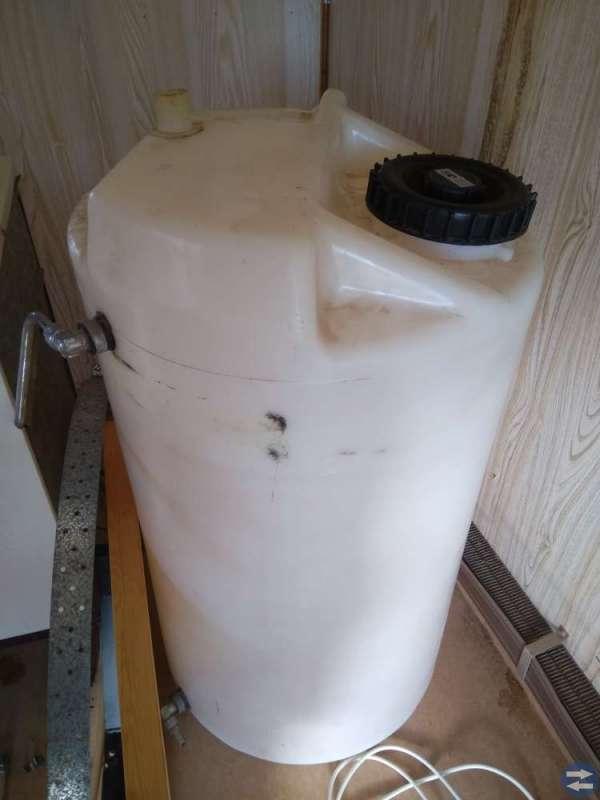 Gasol och vattenutrustning gasolkyl mm.