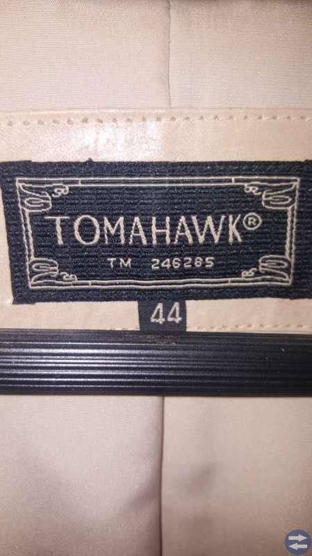 Tomahawk Skinnkavaj. Stl 44. Nyskick.
