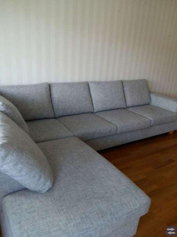 Stor soffa från mio i fint skick
