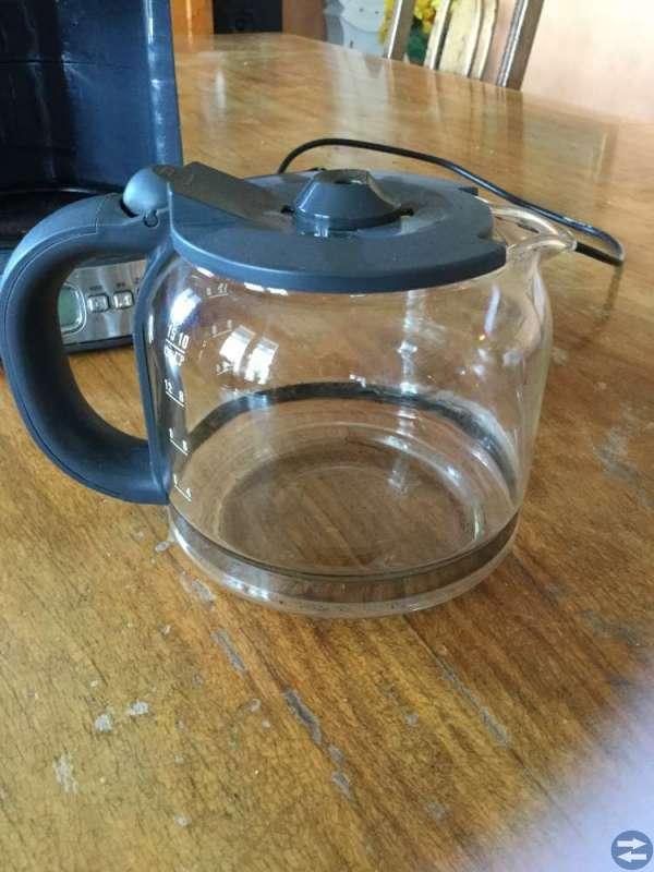 Kanna till Elektrolux kaffebryggare