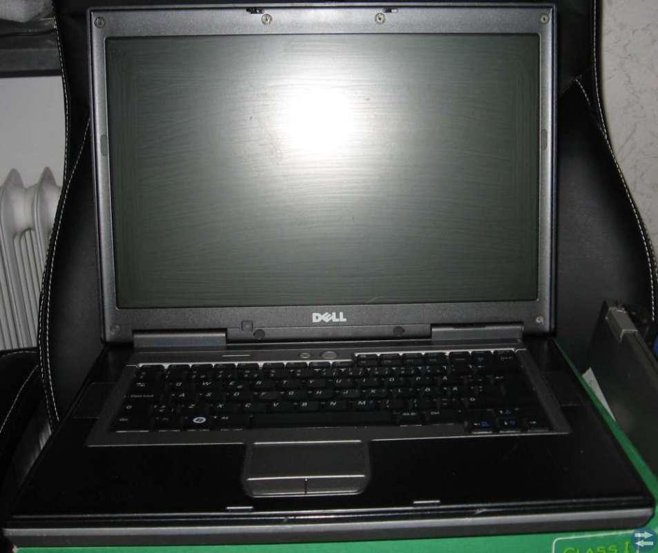 En  smidig dator med Seriell port.