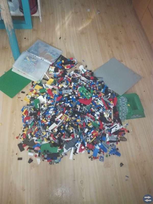 Väldigt mycket lego