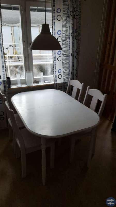 Köksbord + stolar