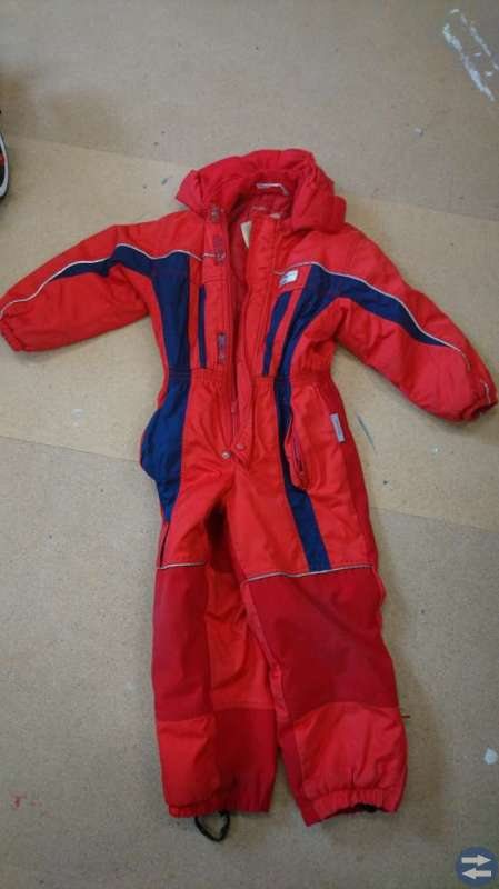 Reima overaller