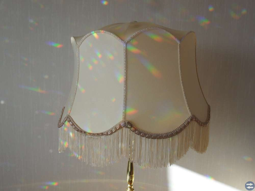 Lampskärm stor. enbart skärm