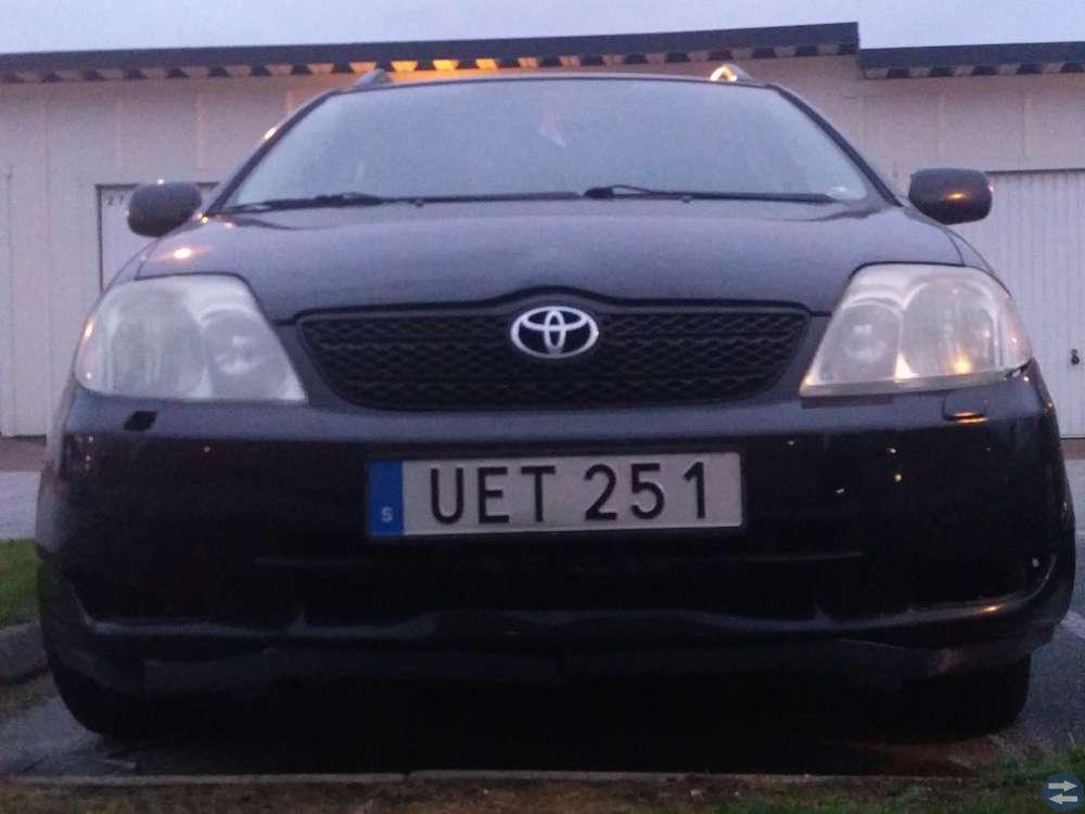 Toyota Corolla, kombi, dragkrok -03
