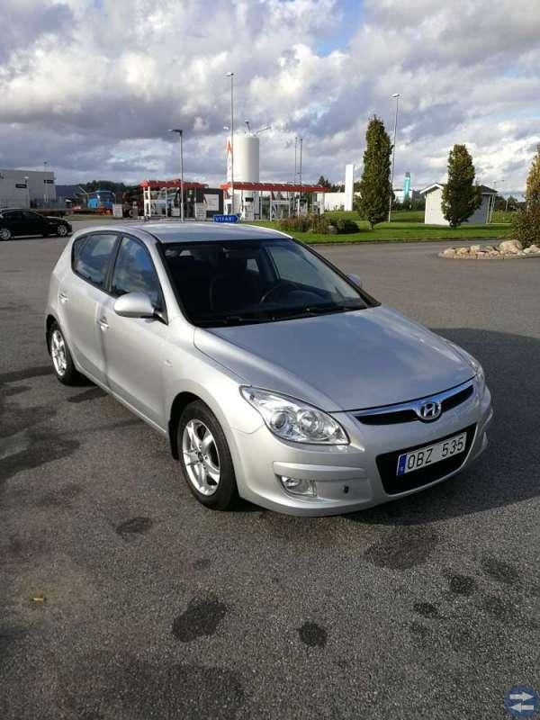 Hyundai I30 1,6 crdi säljes
