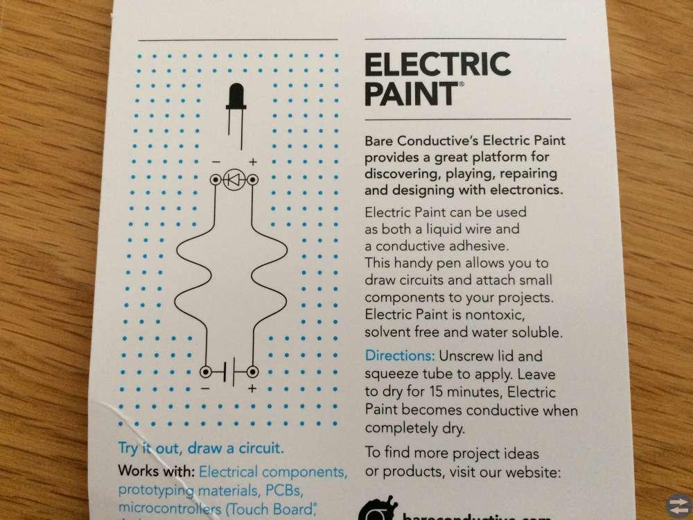 Elektriskt ledande lim