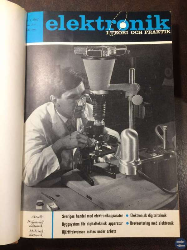 Elektronik i Teori och Praktik -- John Schröder