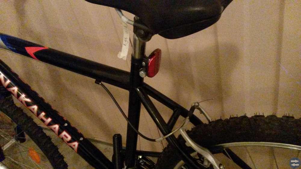 BMX Nakahara svart